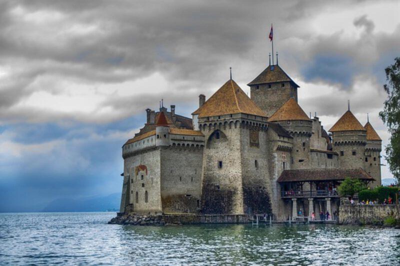 Zamek Chillon