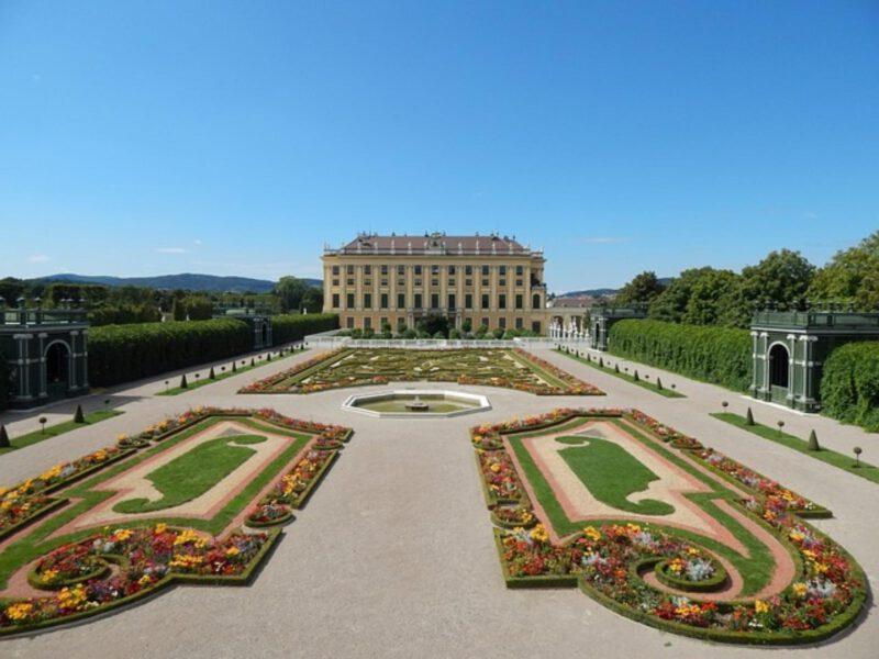 Pałac Schönbrunn